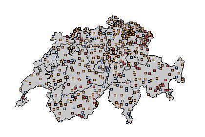 Freiburg Schweiz Karte.Meteogroup Wetterstationen Schweiz